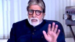 अमिताभ बच्चन ने कहा- लोग आजकल मुंह पर ताला लगाने की देते हैं सलाह, अगर दुनिया विश्वास पर चलती तो...