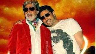 अस्पताल से अमिताभ बच्चन ने किया फैन्स को ट्वीट, धन्यवाद करते हुए कही ये बात