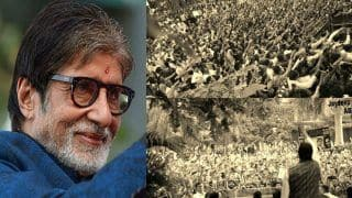 Amitabh Bachchan Writes 'Help me God' in Latest Tweet, Tells Fans That Their Love is His Strength
