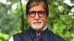 Amitabh Bachchan's Health Update Day 1: Nanavati Hospital Says Both Big B And Abhishek Slept Well, Had Breakfast