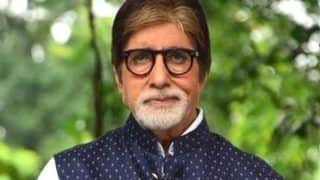 Amitabh Bachchan Talks About 'Keeping Spine Straight' And Not Accepting Torture in His Latest Tweet From The Hospital
