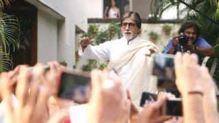 Amitabh Bachchan's Four Properties in Mumbai Sealed by BMC, 30 People Detected as High-Risk Contacts
