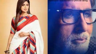 Amitabh Bachchan And Shilpa Shetty Mourn Jagdeep's Death, Pen Emotional Notes For Noted Comedian
