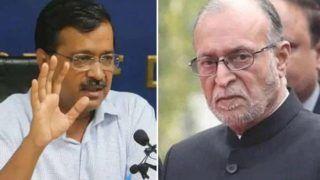Delhi Unlock 3.0 : उपराज्यपाल अनिल बैजल ने दिल्ली सरकार के अनलॉक 3 के दो फैसले किए खारिज