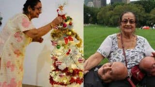 Anupam Kher's Mother COVID-19 Update: Actor Reveals 'She is Better Than Before, God is Great'
