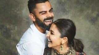 Anushka Sharma Shares Funny Video of Virat Kohli, Captions it as, ''Measured Eating''