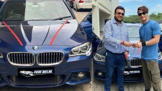 Bigg Boss 13 Contestant Asim Riaz Buys His Dream Car BMW 5 Series M Sports- See Pics