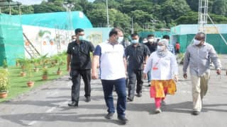 Assam Launches Door-to-Door COVID-19 Mass Testing in Guwahati Amid Total Lockdown