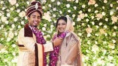 Archers Deepika Kumari And Atanu Das Get Married in Ranchi