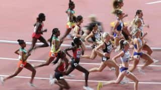 New Schedule Announced for World Athletics Series Events Postponed Due to Coronavirus Pandemic