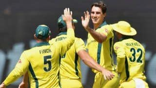 Revealed: Australia's Limited-Overs Tour of England From September 4-15