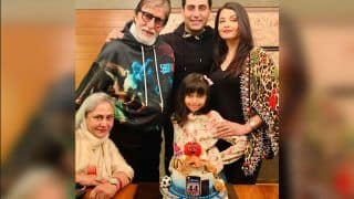Bachchan Family Gets COVID-19: Here's What All Happened on Day 1
