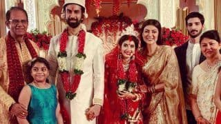 Sushmita Sen's Brother Rajeev Sen Says 'in a Happy Zone' After he And Wife Charu Asopa Delete Wedding Pics From Instagram
