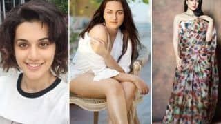 Sonakshi Sinha Lauds Taapsee Pannu's 'Dignity, Integrity' Reply to Kangana Ranaut, Says 'Proud of You'