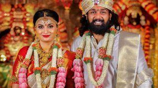 Kannada Actor Dhruva Sarja And His Wife Prerana Shankar Get COVID-19, Admitted to Hospital