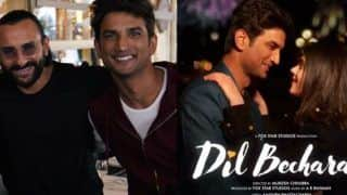 Dil Bechara Released Online: Anushka Sharma, Sara Ali Khan, Ankita Lokhande, Anupam Kher And Others Send Best Wishes to Sushant Singh Rajput's Film And Team