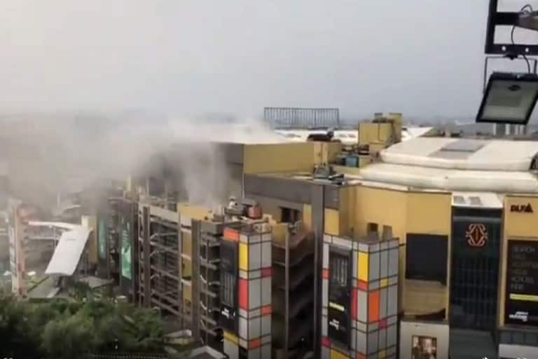 Noida: DLF Mall of India Roof Collapse Footage Goes Viral, Authorities Say 'Video is Old'