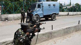 J&K Encounter Updates: कश्मीर में जैश-ए-मोहम्मद के दो आतंकियों का सफाया