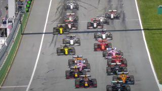 Austrian Grand Prix: Valtteri Bottas of Mercedes Wins Dramatic F1 Season Opener