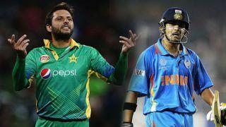 I like gautam gambhir as a batsman not as a human being shahid afridi 4088947