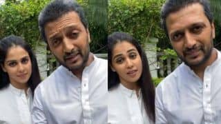 On National Doctor's Day, Genelia Deshmukh And Riteish Deshmukh Pledge to Donate Their Organs