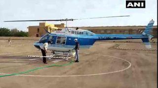 Locust को कंट्रोल करने जैसलमेर में हेलिकॉप्टर तैनात, 6 राज्यों के 70 जिले में फैल चुकी हैं टिड्डियां