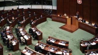 National Security Law: 12 Opposition Nominees Barred From Running Elections in Hong Kong Legco
