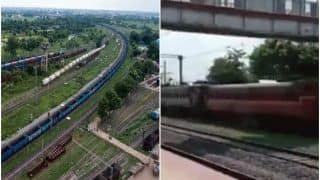 Another Record! Indian Railways Runs Its Longest Ever 2.8 km Long 'SheshNaag', Twitter is Impressed