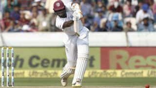 Jason Holder Almost Forgets Handshake Rule in Post-Toss Mix-up