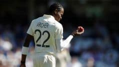 England Pacer Jofra Archer Dropped From 2nd Test For Breaching Biosecurity Protocols