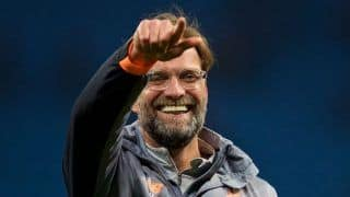 Liverpool Boss Jurgen Klopp Wins LMA Manager of The Year Award