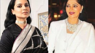 Bobby Star Simi Garewal Pats Kangana Ranaut's Back For Speaking in SSR Case, Mentions a 'Powerful Person'