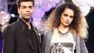 Kangana Ranaut Launches Fresh Attack at Karan Johar, Wants His Padma Shri To Be Taken Back
