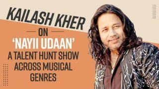 Nayii Udaan: Kailash Kher Talks About His Initiative That is a Talent Hunt Show