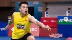 Two-Time Olympic Badminton Champion Lin Dan Announces Retirement