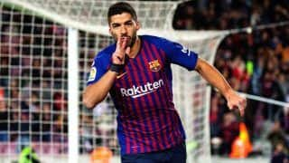 Barcelona vs Espanyol: Luis Suarez Moves to Third in All-Time Leading Goalscorers For Barca