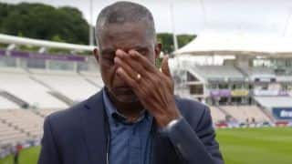 Michael Holding Breaks Down While Recalling How His Mother's Family Stopped Talking to Her Because Her Husband Was 'Too Dark'