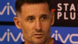 Hussey Fears T20 World Cup Will Not be Held in 2020 as it Will be a Logistical Nightmare