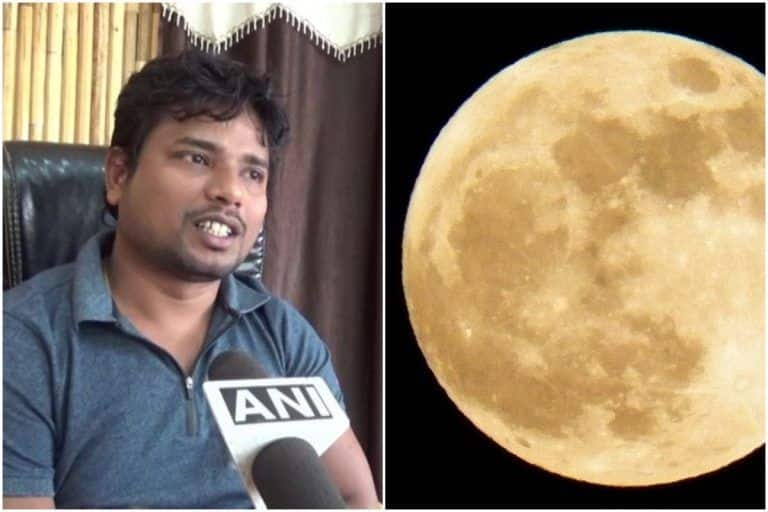 Unique Gift: Inspired by Sushant Singh Rajput, Bodh Gaya Man Buys One-Acre Land on The Moon on His Birthday