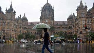 Mumbai, Thane Receive Heavy Rainfall; More Showers in Konkan Region, Central Maharashtra Within 24 Hours
