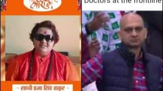 Recite Hanuman Chalisa 5 Times a Day, Keep COVID-19 Away: BJP MP Pragya Singh Thakur's Suggestion to Rid World of Coronavirus Leaves Netizens in Splits
