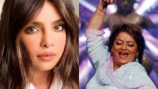 May Heavens Dance on Your Tune, Masterji! Priyanka Chopra Shares Heart-warming Note on Saroj Khan's Death