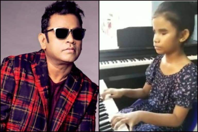 Sweet Melodies: Viral Video of Visually-Impaired Girl Playing Double Keyboard Leaves AR Rahman Smitten