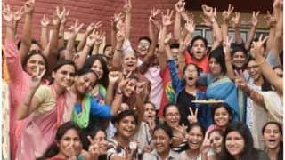 Haryana Board 10th Result: Rishita Bags Top Position- Full List of Toppers, Pass Percentage Here