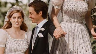 All You Need to Know About Princess Beatrice's Wedding Gown That Belongs to Her Grandmother, The Queen