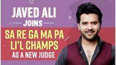 जावेद अली Sa Re Ga Ma Pa L'il Champs में होंगे नए जज, जानिए इस इंटरव्यू में इसको लेकर क्या है तैयारी