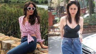 Wear Demin Like Kareena Kapoor Khan And Make a Style Statement