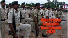 Sarkari Naukri 2020: बिहार पुलिस में कांस्टेबल के पदों पर निकली बंपर वैकेंसी, जल्द करें आवेदन