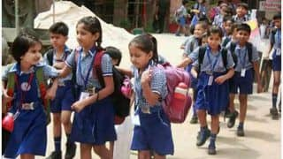 Schools Reopening India: Normal Classes to Remain Suspended in This State Till Diwali