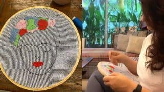 Want to Learn Embroidery? Take Tips From Twinkle Khanna